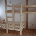 二段ベッドのDIY