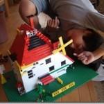 LEGOの家