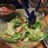 ハルキのサラダと桜海老