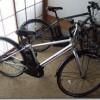 またまた自転車更新