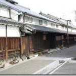 奈良の今井町