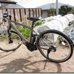 自転車更新