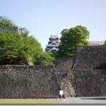 熊本城から雲仙へ