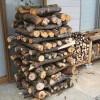 クスノキの薪(その1)