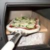 薪ストーブ焼きピザ