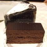 テオブロマのチョコケーキ